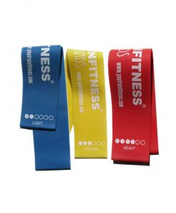 3 Fitness Set Mini Loop Bands