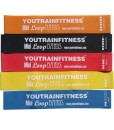 5 Fitness Mini Loop Resistance Bands