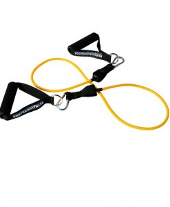 4lbs Resistance Tube Large Clips with Handles