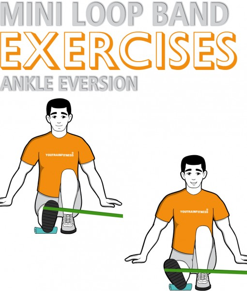 Mini Band Ankle Eversion