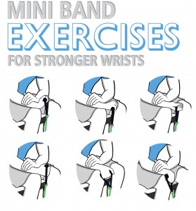 Mini Band Wrist Exercises