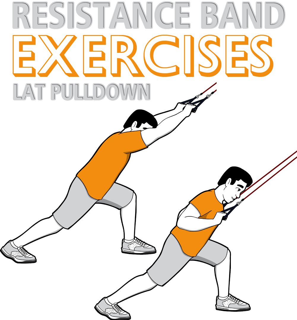 Resistance Band Back Row